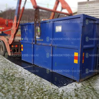 container ground mattting