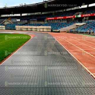 trackway stadium