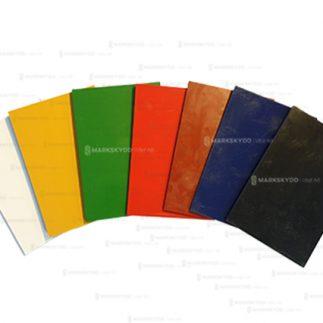 färgad släta plattor 3 small_colored mats